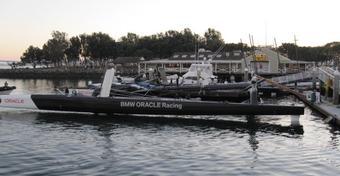 BMW Oracle Racing ma kłopoty