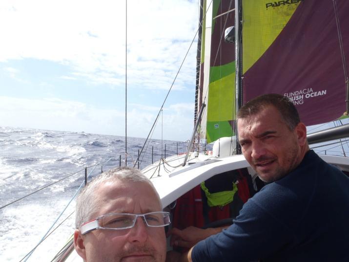 Gutek i Świstak na pokładzie Energii