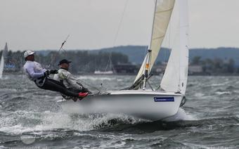 Finał Puchar Polski klasy 505
