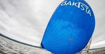 Błękitna Wstęga Jeziora Dąbie: kolejny skalp Tomahawk TeamBAKISTA