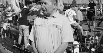 Na wieczną wachtę odszedł Zdzisław Paska