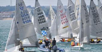 W Gdyni szkolono przyszłych żeglarzy klasy 505