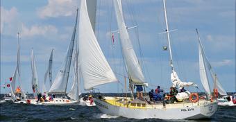 Przeliczniki w regatach na morzu