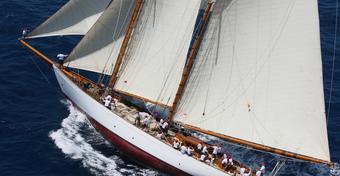 Jachty Niezwykłe: ALTAIR, czyli skąd wziąć 7 milionów euro?